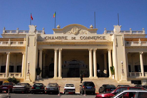 S n gal les organisations patronales s allient pour for Chambre de commerce de dakar