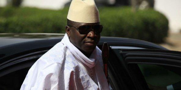 Les biens de l'ex-président gambien gelés