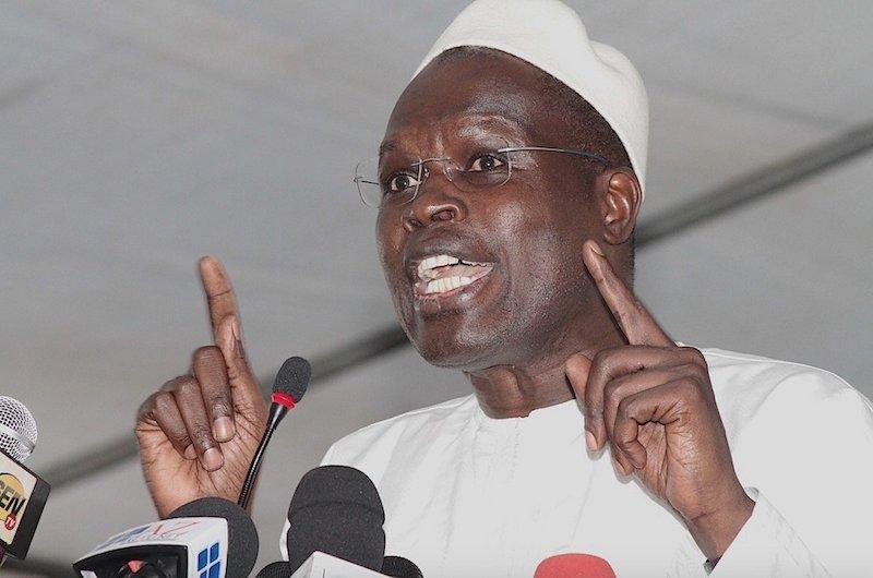 Résultats provisoires des législatives — Sénégal