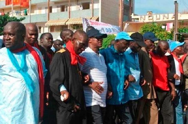 Polémique après des propos très politiques du ministre de l'Intérieur — Sénégal