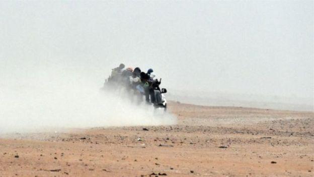 170 Sénégalais rapatriés de la Libye — Protection des migrants