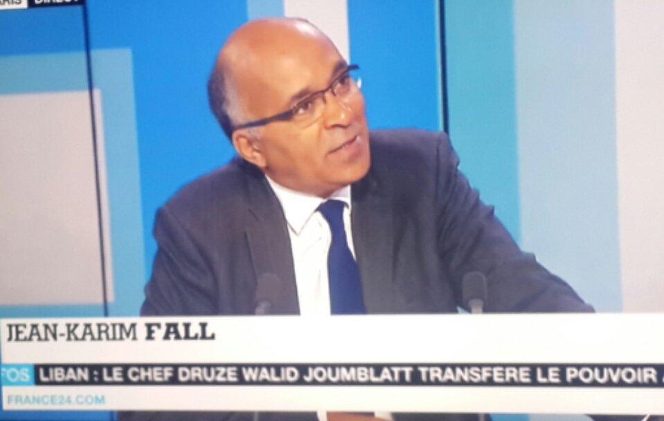 Le journaliste Jean Karim Fall est décédé