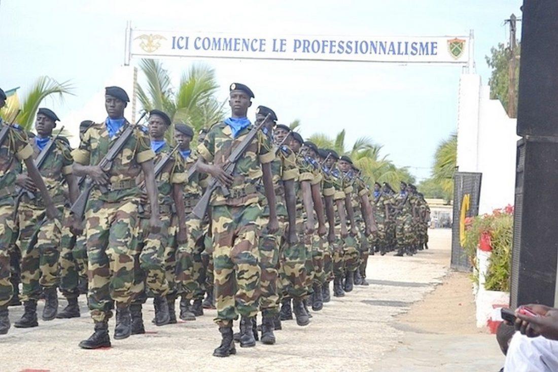 """Alioune Ndiaye : """"Il faut cette inversion … L'Armée et la gente féminine constituent l'axe de cette inversion"""
