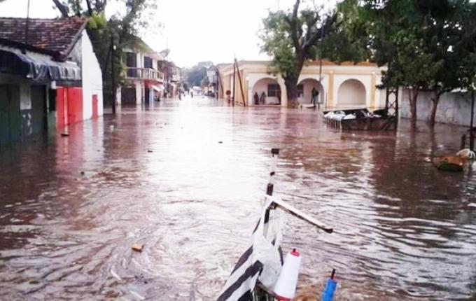 Tambacounda Conséquences de la pluie (2)