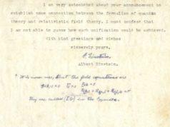 lettre de Heinstein