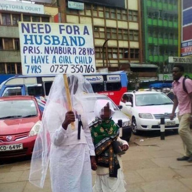 Celibataire cherche mari