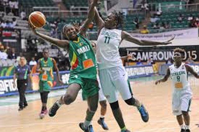 afrobasket féminin 2017