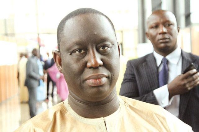 aliou sall maire guediewaye