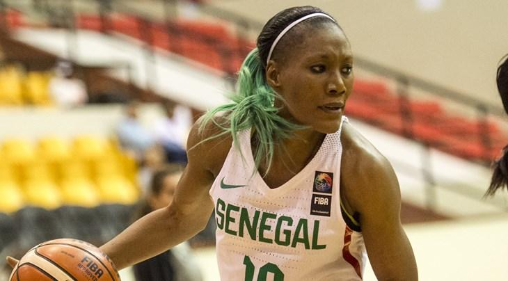 Afrobasket 2017 : Astou Traoré meilleure joueuse, meilleure marqueuse…