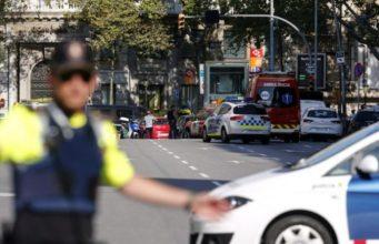 attentat à Barcelone