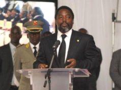 départ de Kabila