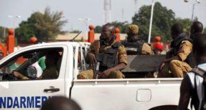 Attaque à Burkina Faso