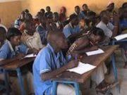 Ecole enfants au Mali