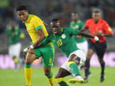 Sénégal Sadio mané