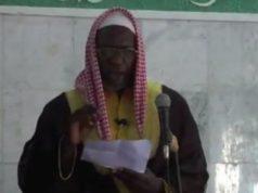 Xutba de l'imam Soninke