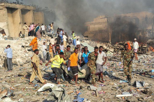 Attentat à Mogadiscio