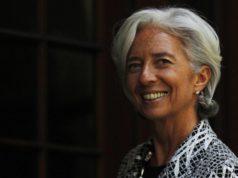 Christine Lagarde reste en course pour 2017