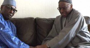 Serigne Mbaye Sy chez Lamine diack