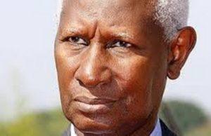 Silence de Diouf Abdou