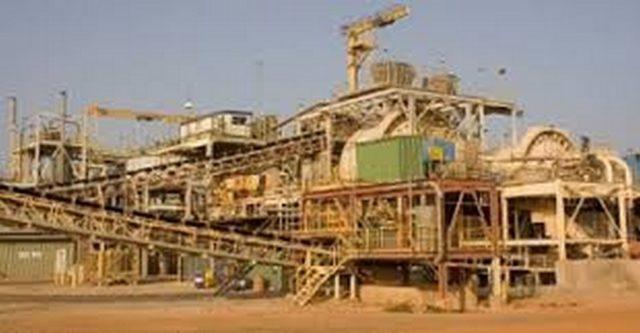 industrie extractive