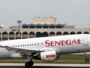 senegal air avion dakar