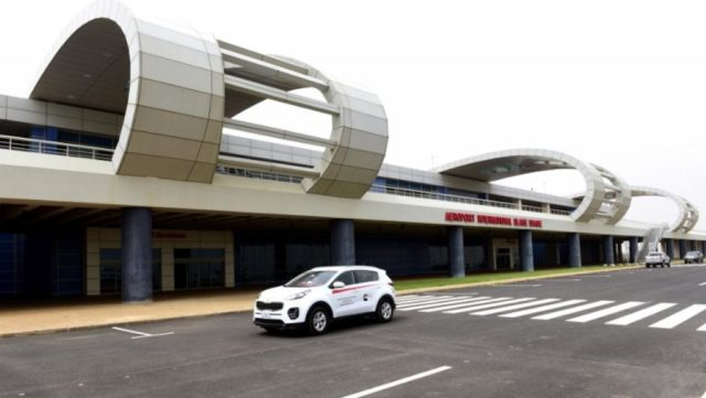 Nouvel aéroport AIBD