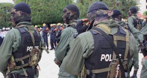 Policiers et gendarmes exhortés à travailler en synergie 1100x754