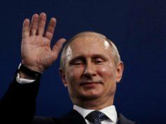 Poutine candidat en 2018