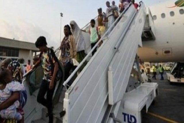 jeunes migrants en Libye