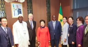 1er Sommet africain de la Fédération pour la Paix Universelle 1