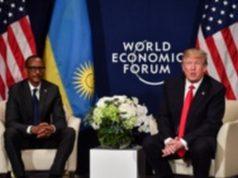 Kagamé et Trump
