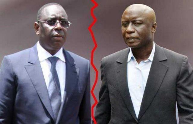 Idrissa Seck et Macky