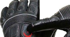gant connecté motard
