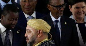 mohammed vi gnasingbe kagame maroc rwanda togo cedeao ua