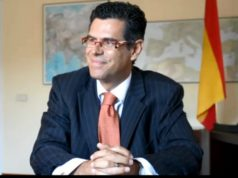 Ambassadeur d'Espagne