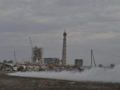 Centrale charbon bargny pre lieu fumage 0