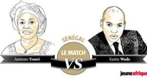 Aminat Touré vs Karim Wade