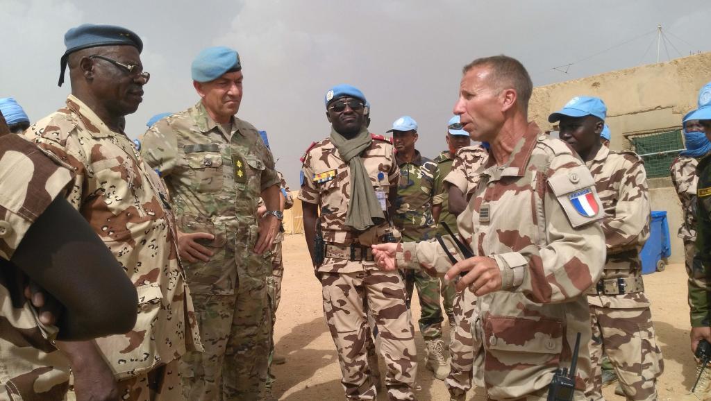 Un casque bleu tué à Gao — Mali