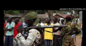 Affrontements en Centrafrique