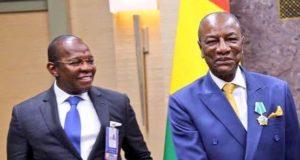 Alpha Condé et son nouveau premier ministre