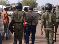 Arrestation des activistes au Niger