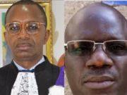 Baydallaye Kane et Ibrahima Thiaré