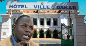 Conseil municipal de Dakar