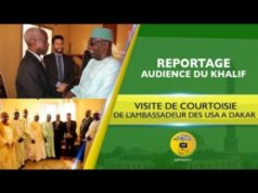 Ambassadeur des USA au Sénégal