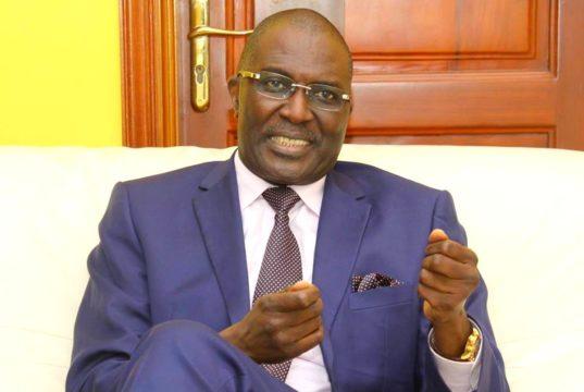 Babacar Ngom PDG de SEDIMA