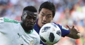 Japon vs Sénégal