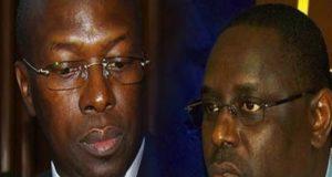 Macky Sall et Souleymane Ndéné Ndiaye