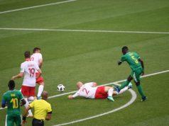 Sénégal Vs Pologne 1 0 sur une frappe de Idrissa Gana Guèye