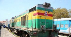 Chemin de fer Dakar Bamako