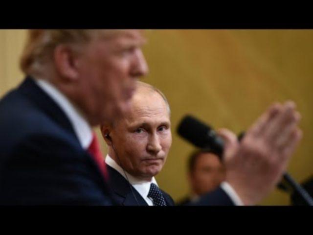 Donald Trump et Poutine